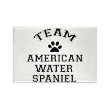 Team Water Spaniel Rectangle Magnet