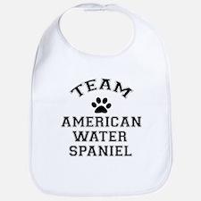 Team Water Spaniel Bib