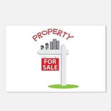 Property Postcards (Package of 8)