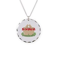 Picnic Basket Necklace