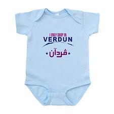 Shopping in Verdun   Infant Bodysuit
