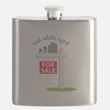 Real Estate Agent Flask