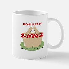 Picnic Party Mugs