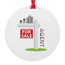 Agent Ornament