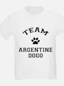 Team Argentine Dogo T-Shirt