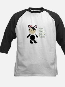 Pretty Little Panda Baseball Jersey