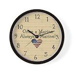 Once a Marine Clock