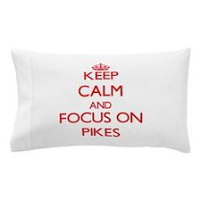 Cute Pikes peak Pillow Case