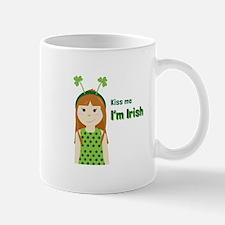 Irish Kiss Mugs