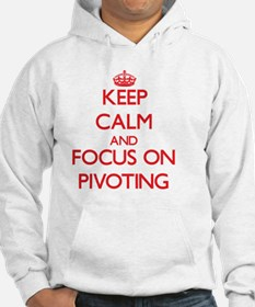 Cute Keep calm and twirl on Hoodie