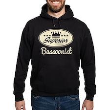 Bassoon vintage superior Hoodie (dark)