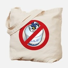 """No Gas""<br>Canvas BBQ Tool Bag"