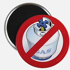 """No Gas""<br> Magnet"