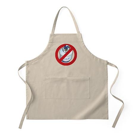 """No Gas""<br> BBQ Apron"