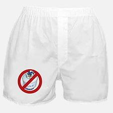 """""""No Gas""""<br> Boxer Shorts"""