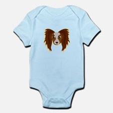 Papillion Head Body Suit