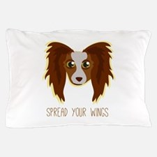 Dog Wings Pillow Case