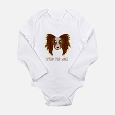 Dog Wings Body Suit