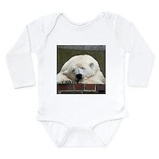 Polar bear 003 Body Suit