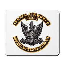 Israel - Air Force Hat Badge Mousepad