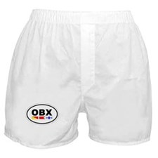 OBX Oval Boxer Shorts