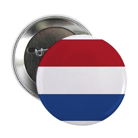 "netherlands flag 2.25"" Button (100 pack)"