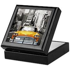 I LOVE NYC - New York Taxi Keepsake Box
