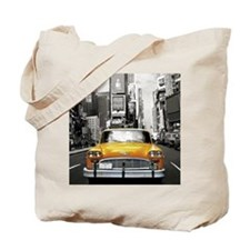 I LOVE NYC - New York Taxi Tote Bag