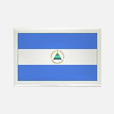 nicaragua flag Rectangle Magnet