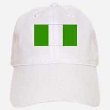nigeria flag Baseball Baseball Cap
