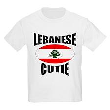 Lebanese Cutie T-Shirt