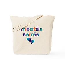 Tricotes serres Tote Bag
