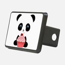 Panda Bear Cupcake Hitch Cover