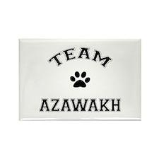 Team Azawakh Rectangle Magnet