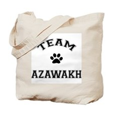 Team Azawakh Tote Bag