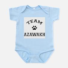 Team Azawakh Infant Bodysuit