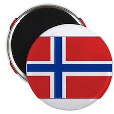 "norway flag 2.25"" Magnet (10 pack)"