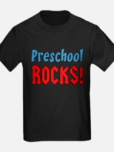 Preschool Rocks T-Shirt