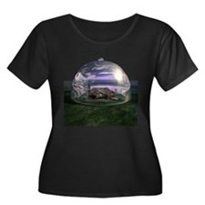 Under The Dome Plus Size T-Shirt