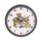 Toy Box Clock