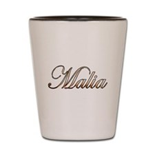 Gold Malia Shot Glass