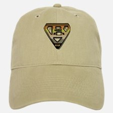 BEAR PRIDE DESIGN-SUPER BEAR Baseball Baseball Cap