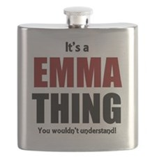 It's a Emma thing you wouldn't understand Flask