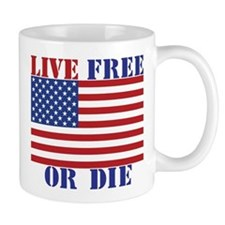 Live Free or Die Mugs