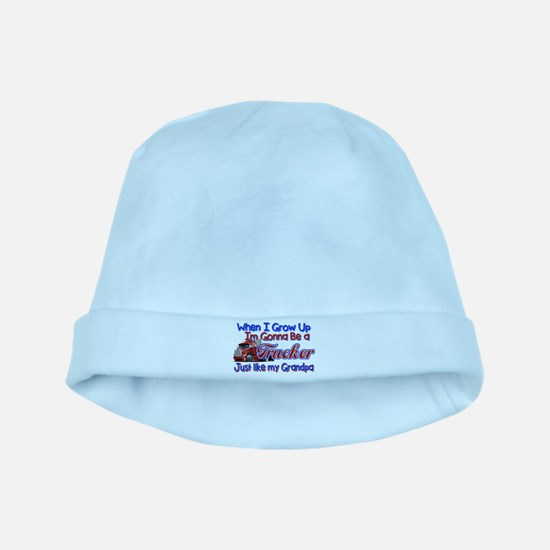 When I Grow Up... Grandpa baby hat