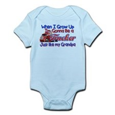 When I Grow Up... Grandpa Infant Bodysuit