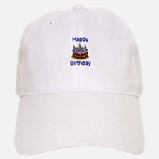 Happy Birthday Baseball Baseball Baseball Cap