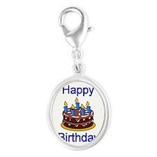 Happy Birthday Charms