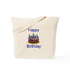 Happy Birthday Tote Bag