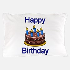 Happy Birthday Pillow Case